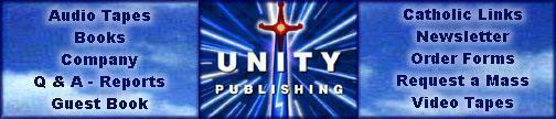 Unity Publishing - Navigation Bar